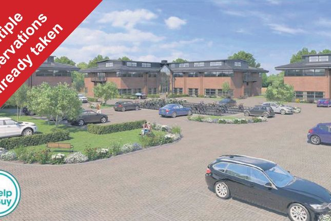 Thumbnail Flat for sale in Carcaixent Square, London Road, Newbury