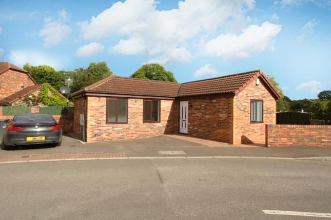 Thumbnail Bungalow for sale in Nethergreen Court, Killamarsh, Sheffield, Derbyshire