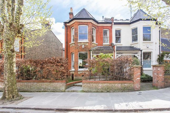 Thumbnail Semi-detached house for sale in Barrington Road, London