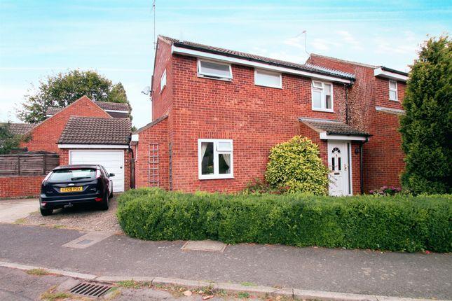 Thumbnail End terrace house for sale in Twelve Leys, Wingrave, Aylesbury