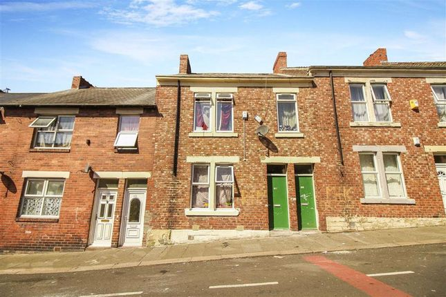 Thumbnail 3 bedroom flat for sale in Canning Street, Benwell, Tyne And Wear