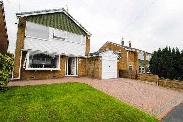 Thumbnail Detached house for sale in Newhouse Road, Heywood, Lancashire