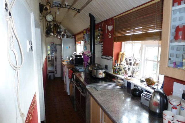 Kitchen of Main Road, Three Holes, Wisbech PE14