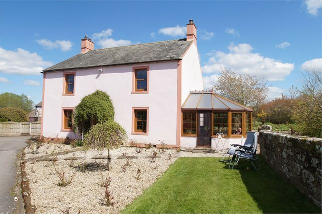 Thumbnail Detached house for sale in Beckside House, East Woodside, East Woodside, Near Wigton, Cumbria