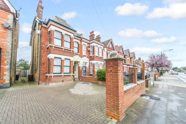 Thumbnail Semi-detached house for sale in Darnley Road, Gravesend, Kent