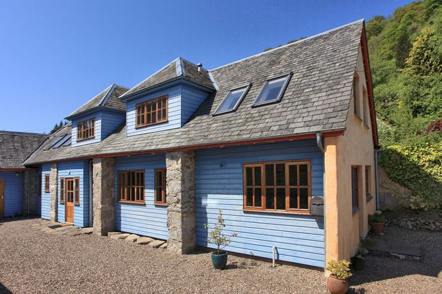 Thumbnail Cottage for sale in Weem, Aberfeldy
