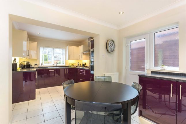 Thumbnail Detached house for sale in Plovers Mead, Wyatts Green, Brentwood, Essex