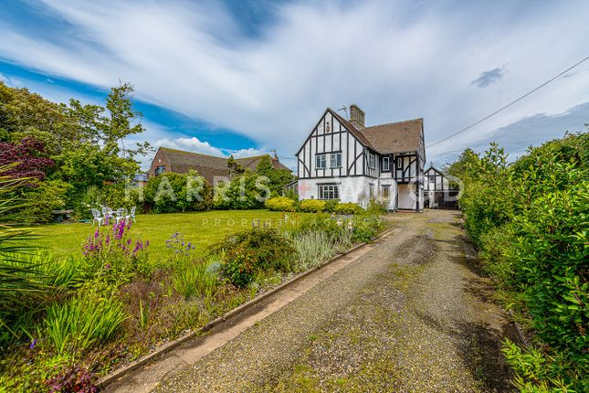 Thumbnail Detached house for sale in Rectory Road, Great Holland, Frinton-On-Sea