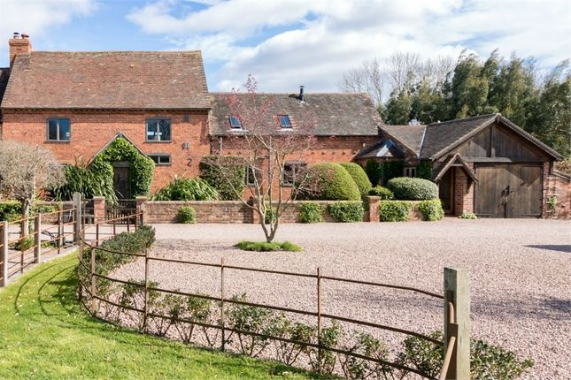 Thumbnail Semi-detached house to rent in Bank Road, Little Witley, Worcester