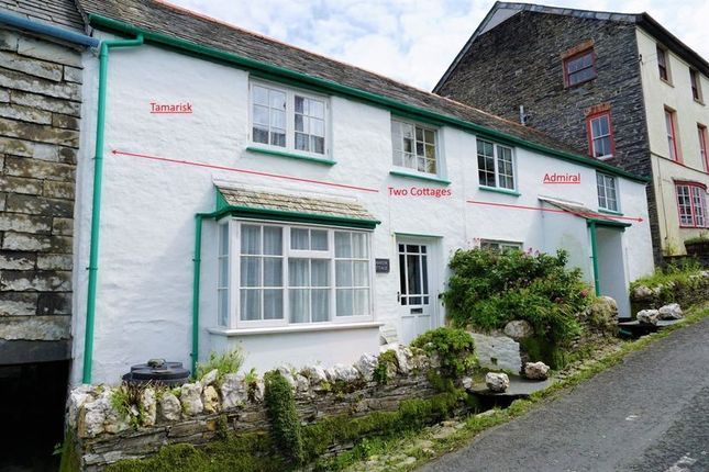Thumbnail Property For Sale In High Street Boscastle