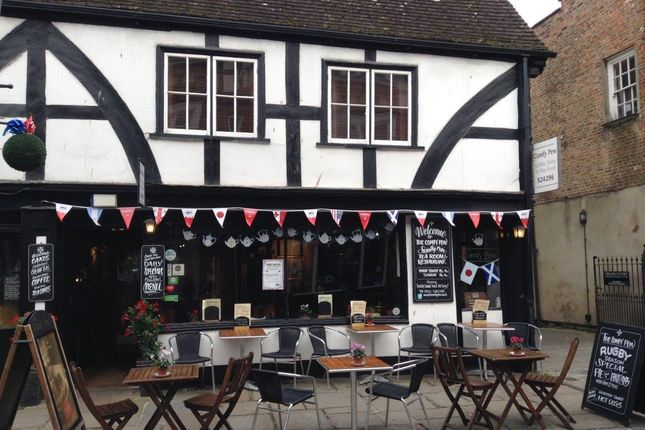 Restaurant/cafe for sale in Gloucester, Gloucestershire