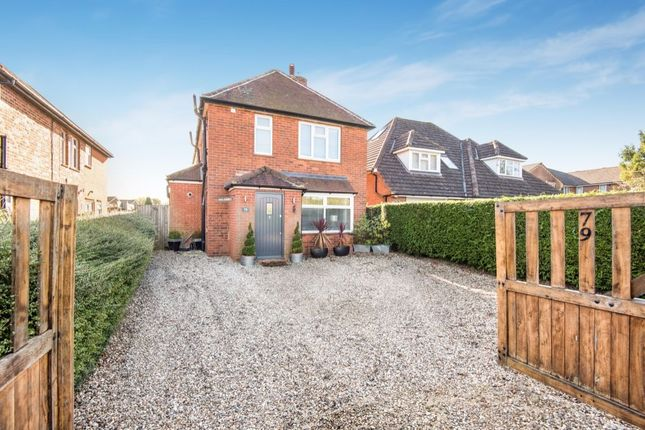 4 bed detached house for sale in Penn Road, Hazlemere, High Wycombe