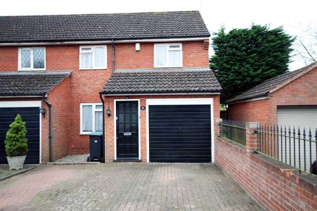 3 bed property for sale in Silk Mill Road, Oxhey WD19.