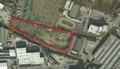 Thumbnail Commercial property for sale in Land - Former Valley Works, Off Union Street, Heckmondwike, West Yorkshire