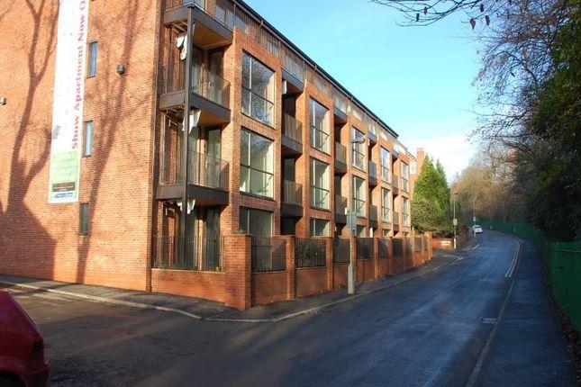 Thumbnail Flat to rent in Throstles Nest, Mellor Road, Ashton-Under-Lyne