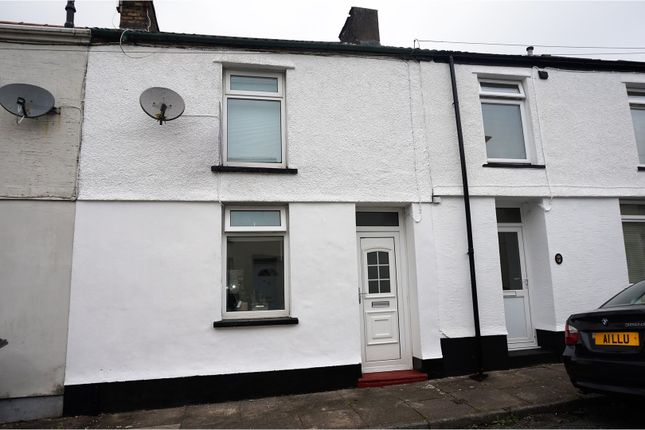 Thumbnail Terraced house for sale in Overton Street, Merthyr Tydfil