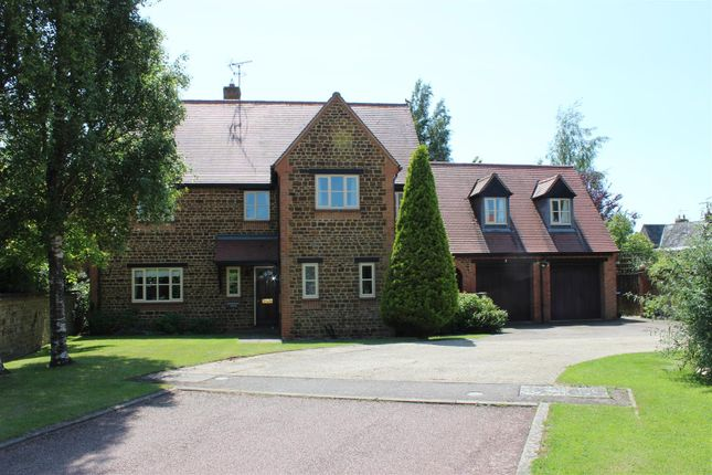 Thumbnail Detached house for sale in Windmill Gardens, Staverton, Northamptonshire