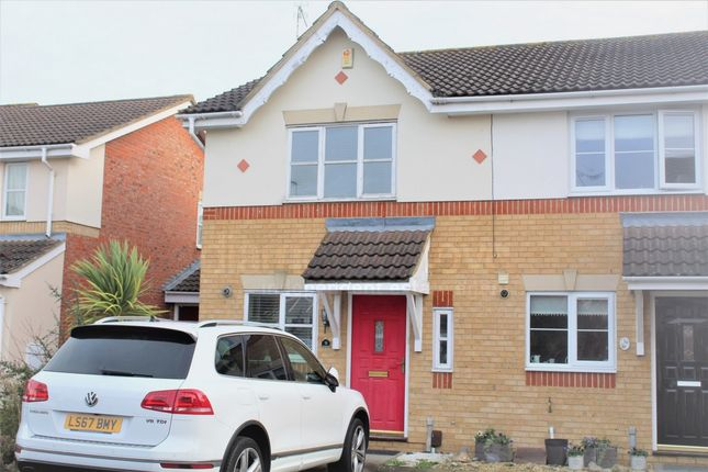 Thumbnail Terraced house to rent in Molyns Mews, Slough