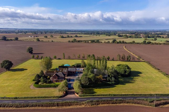 Thumbnail Land for sale in Croxall, Lichfield