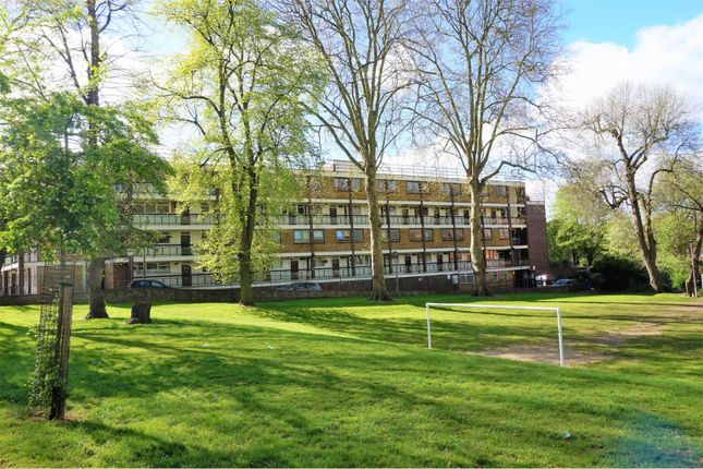 Front View of Randolph Gardens, Maida Vale NW6