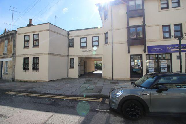 Thumbnail Flat to rent in High Street, Weston, Bath