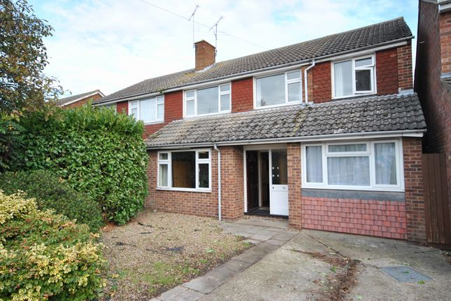Thumbnail Semi-detached house for sale in Marlowe Close, Maldon