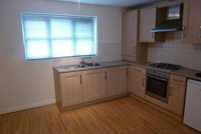 Kitchen of Coral Close, City Point, Derby DE24