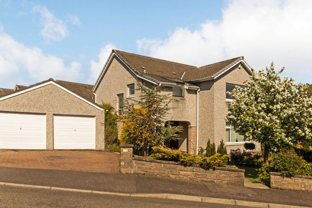 Thumbnail Detached house for sale in 50 Foresters Lea Crescent, Dunfermline