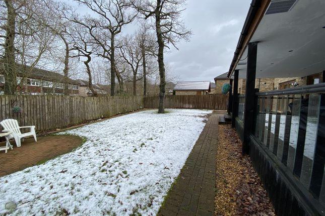 Rear Garden of Galloway Avenue, Coltness, Wishaw ML2