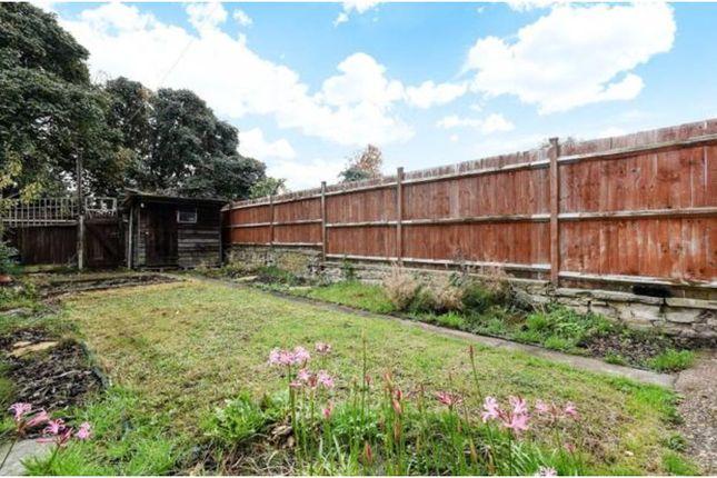 Garden of Westdean Avenue, London SE12