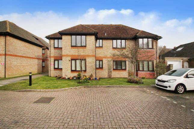 Thumbnail Flat for sale in Field House, Station Road, East Preston, West Sussex