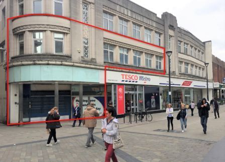 Thumbnail Retail premises to let in 11 St Peters Street, St Peters Street, Derby