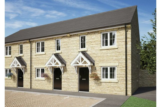 Thumbnail Terraced house for sale in Plot 14, Corsham Rise, Portland Rise, Corsham, Wiltshire