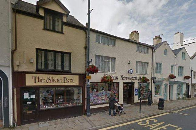 Thumbnail Retail premises for sale in Beaumaris LL58, UK