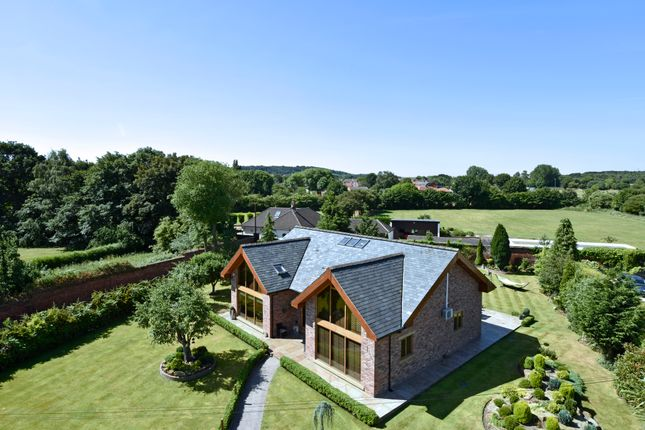 Thumbnail Detached house for sale in Hall Lane, Chapelthorpe, Wakefield
