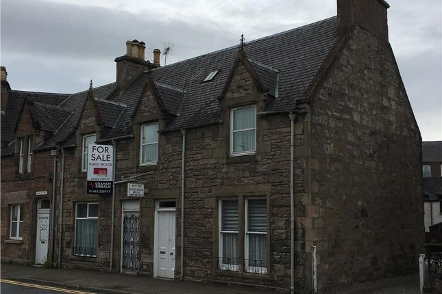 Thumbnail Leisure/hospitality for sale in West End Guest House, 20 Kenneth Street, Inverness, Highland
