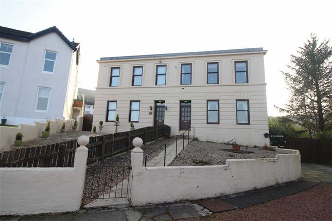 Thumbnail Flat for sale in Ivybank Crescent, Port Glasgow