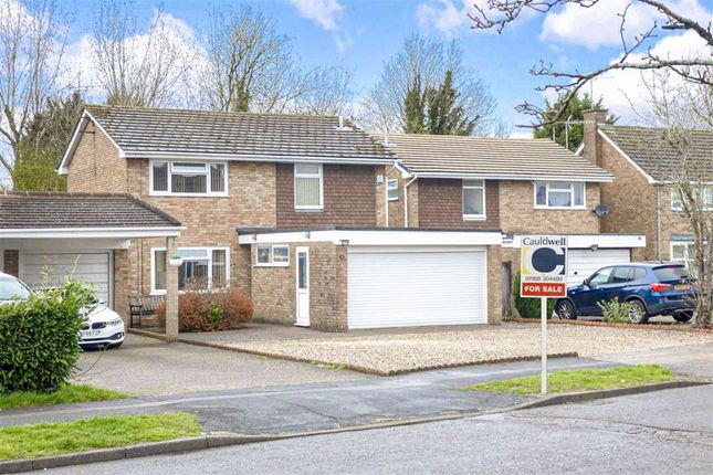 Thumbnail Detached house for sale in Windmill Hill Drive, Bletchley, Milton Keynes, Bucks