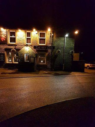 Thumbnail Pub/bar for sale in 437 Newchurch Road, Rawtenstall