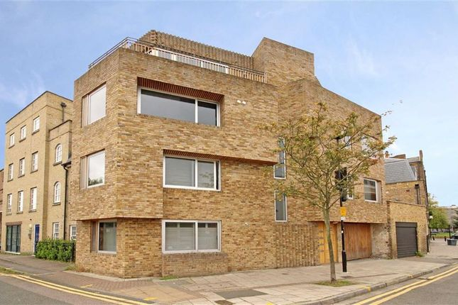 Thumbnail Flat for sale in Belmont Road, London