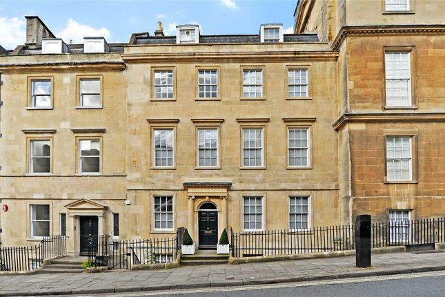 5 bedroom terraced house for sale in Gay Street, Bath