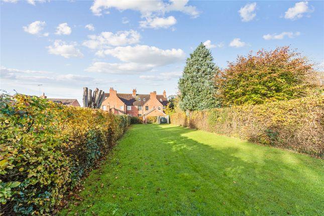 Rear Garden of Stannage Cottages, Stannage Lane, Churton, Chester CH3