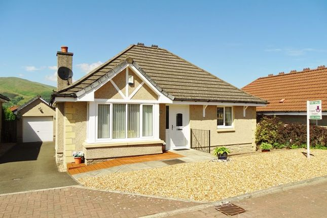 Thumbnail Detached bungalow for sale in King O'muirs Drive, Tullibody, Alloa