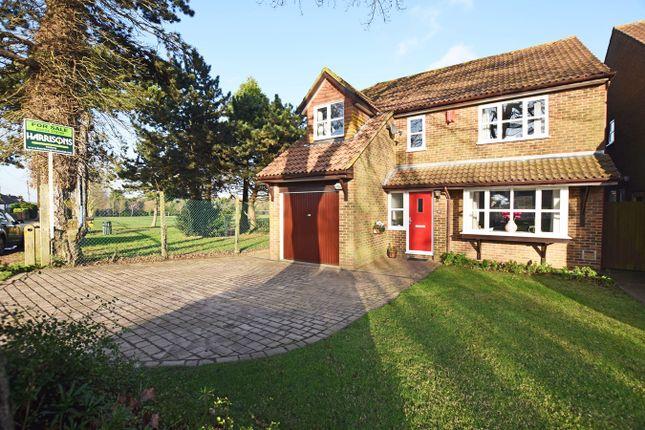 Thumbnail Detached house for sale in Harrow Road, Hempstead, Gillingham