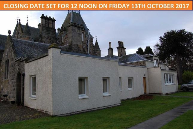 Thumbnail Flat for sale in Lentran, Inverness