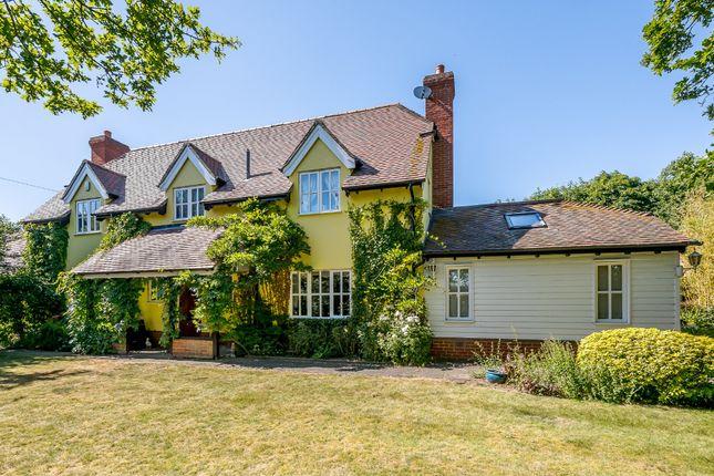 Thumbnail Detached house for sale in Langham Lane, Langham, Colchester