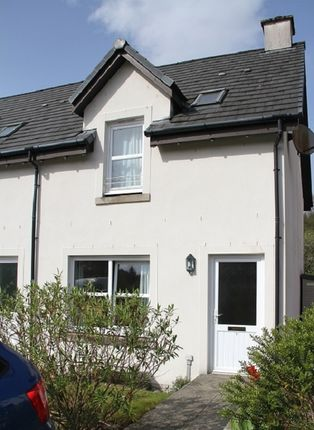 Thumbnail End terrace house for sale in Heatherbank, Cairnbaan