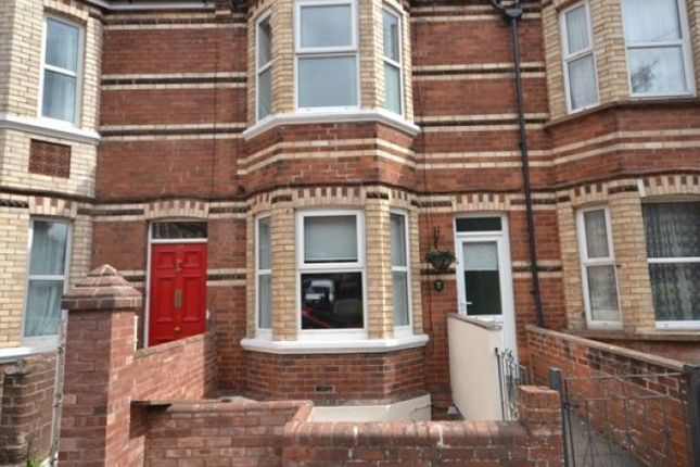 Thumbnail Town house to rent in Regents Park, Exeter