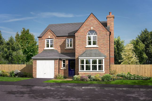 Thumbnail Detached house for sale in The Wharfdale, Greenhill Road, Liverpool, Merseysid