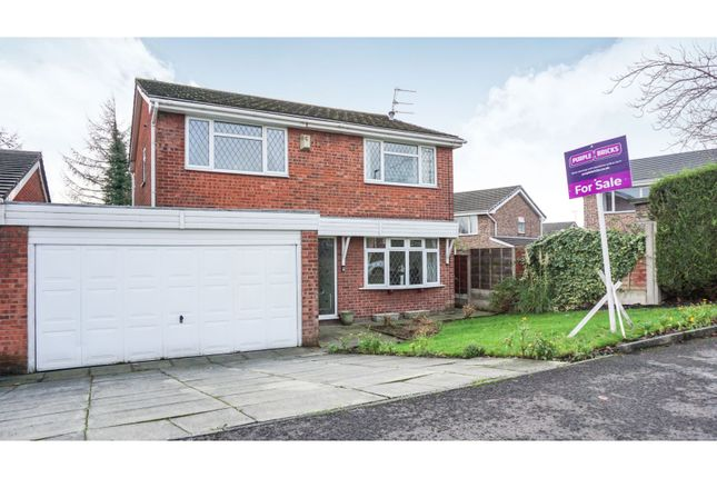 4 Bed Detached House For Sale In Hunstanton Drive Bury Bl8 Zoopla